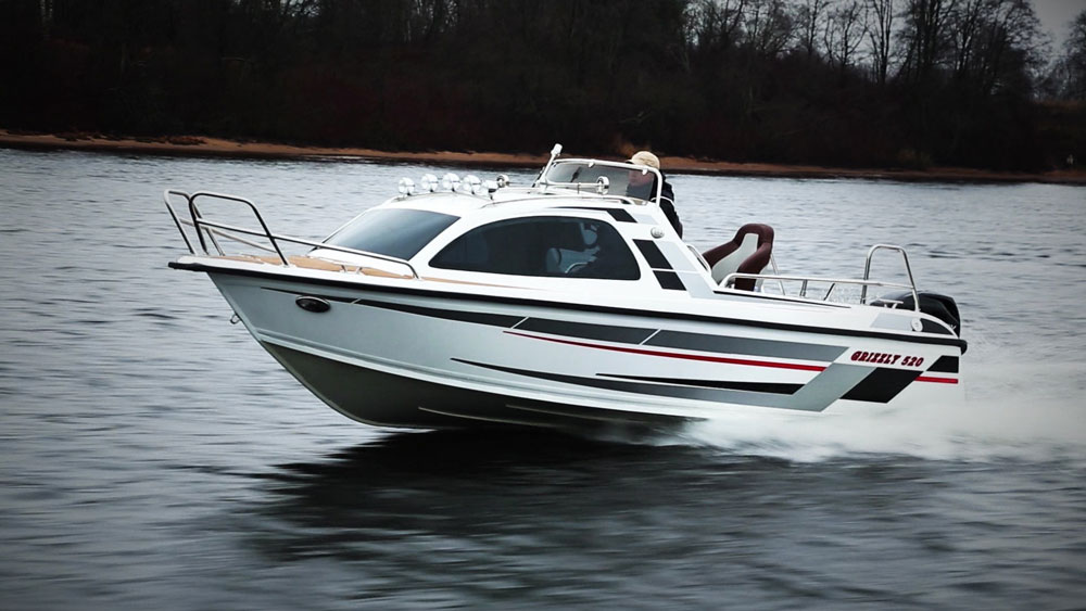 Grizzly 520 HT