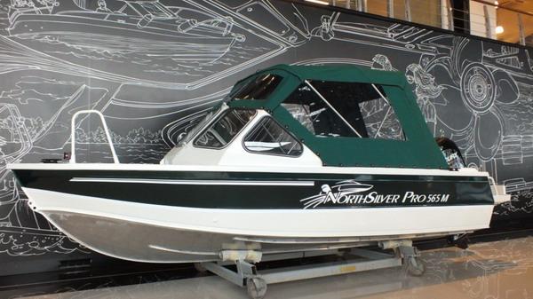 North Silver PRO-565M