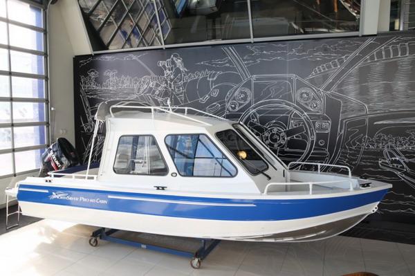 North Silver PRO-665M Cabin