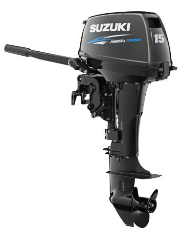 Suzuki DT15AS (L)