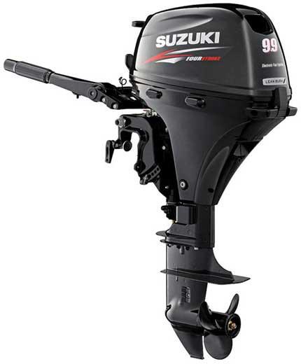 Suzuki DF9.9BS