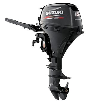 Suzuki DF15AES (AEL)