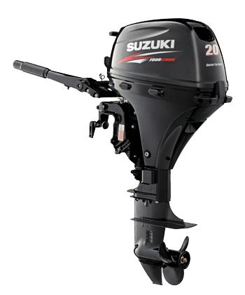 Suzuki DF20ATS (ATL)