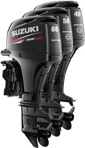 Suzuki DF40ATS (ATL)