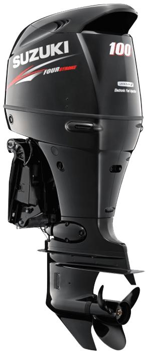 Suzuki DF100ATL (ATX)