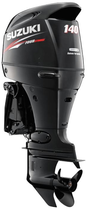 Suzuki DF140ATL (AZL, ATX, AZX)