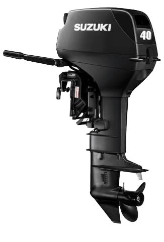 Suzuki DT40WS (WL)