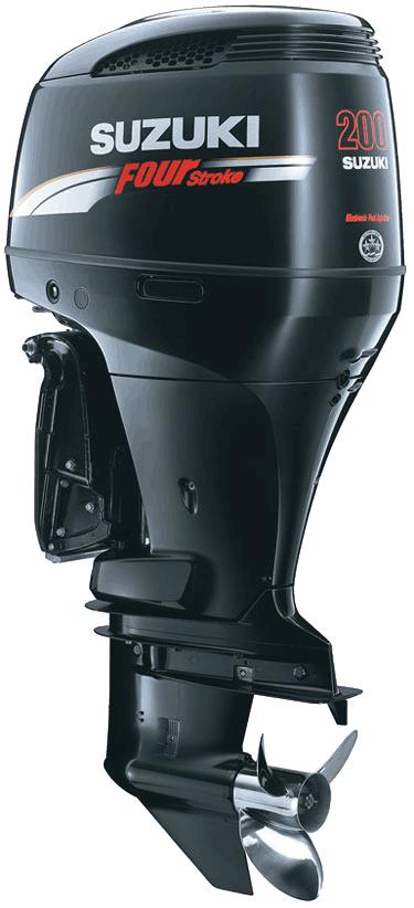 Suzuki DF200TL (ZL, TX, ZX)