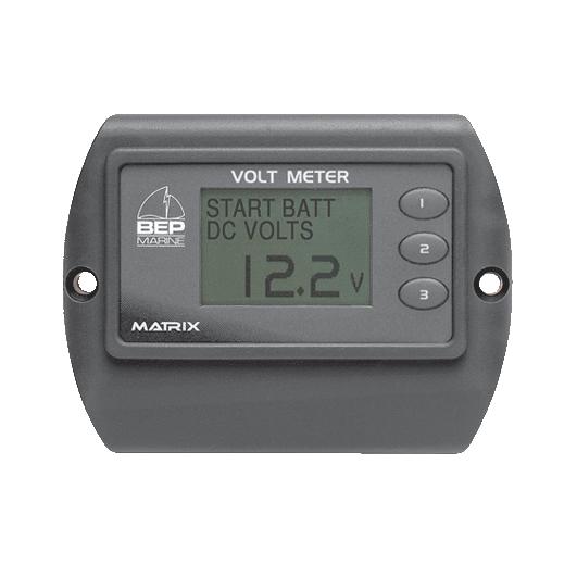 Монитор контроля АБ 600-VM3