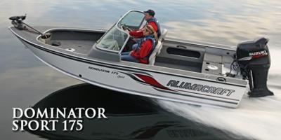 Alumacraft Dominator 175 Sport