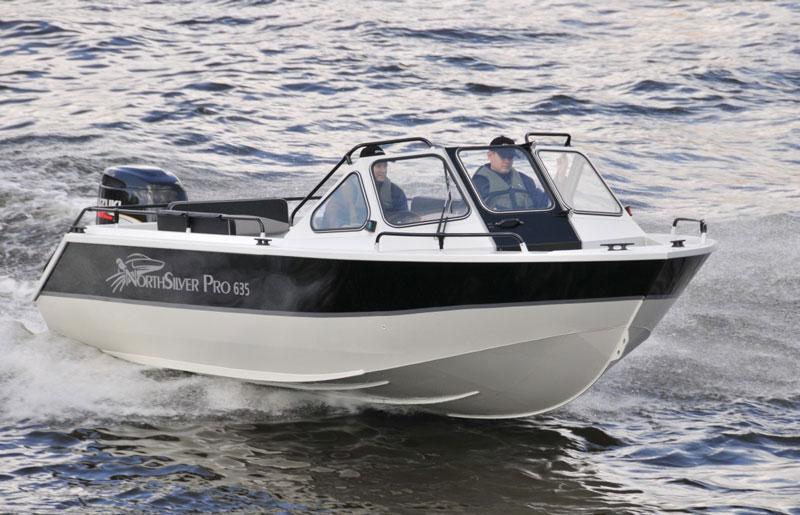 North Silver PRO-635