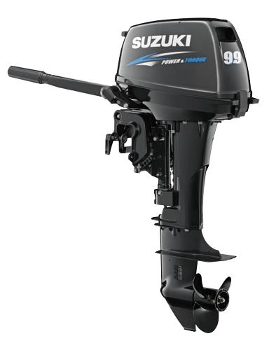 Suzuki DT 9.9AS