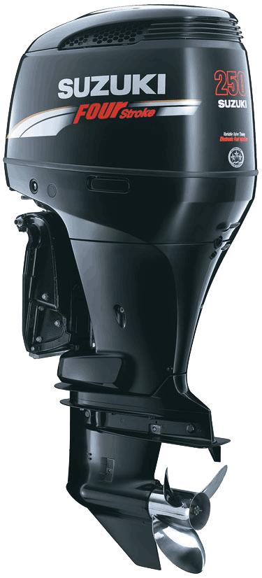 Suzuki DF 250TX (ZX, TXX, ZXX)