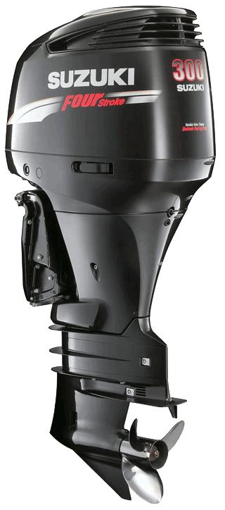 Suzuki DF 300APX (APXX)
